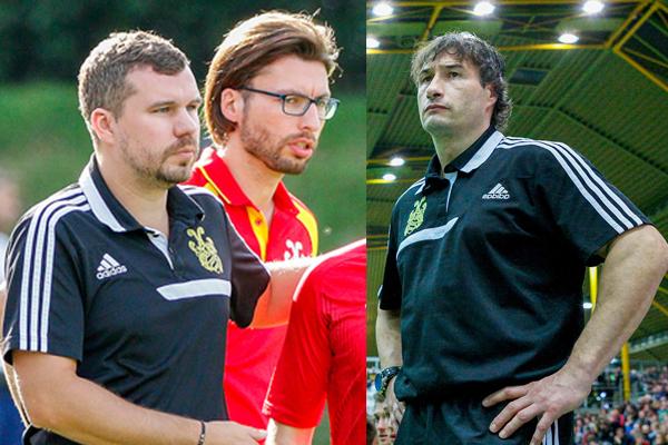 Trainerwechsel zur neuen Saison bei Mengede 08/20