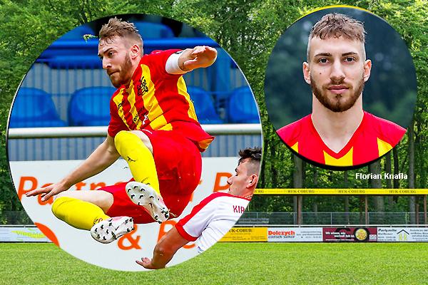 Mengede verpflichtet Florian Knafla