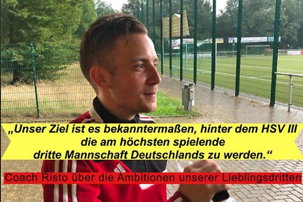 Martin Risto und Team auch in der Saison 2021/2022 am Start