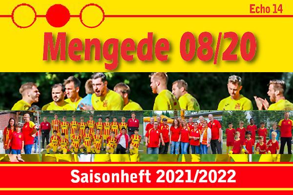 Echo 14 - Das Heft zur neuen Saison 2021/2022